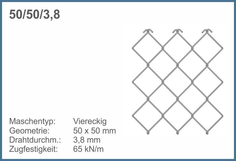 GMENU Rectangular 50-50-38