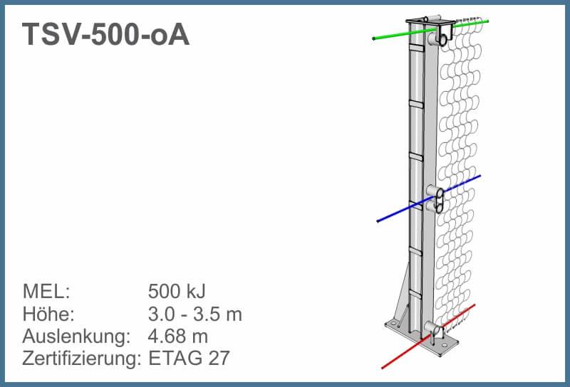 GMENU TSV-500-oA